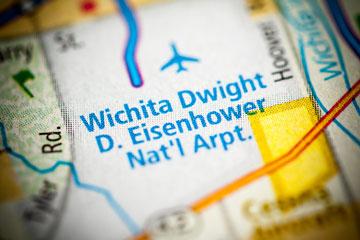 wichita dwight d. eisenhower national airport